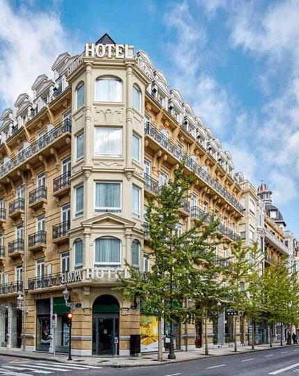 Sercotel Europa hotel is located in the centre of San ...