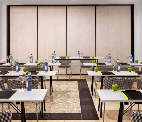 Meeting Rooms - Sercotel Hotel Europa
